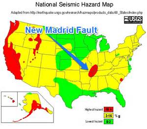 Prophecies That America Will Be Split By A Huge Earthquake When It Betrays Israel