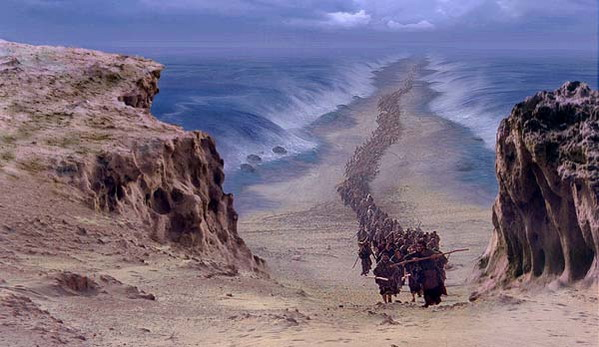 Welcome to 6000years amazing bible discoveries proof the there is a traditional route of the exodus which has the children of israel wading in shallow water through an area north of the gulf of suez while the tide sciox Gallery